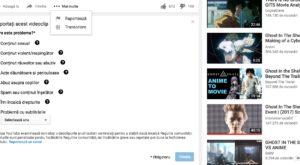 Cum raportezi un clip de pe YouTube și de ce ai face asta