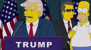 The Simpsons a prezis victoria lui Trump acum 17 ani [VIDEO]