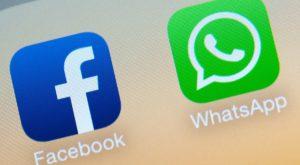 Facebook oprește preluarea datelor din WhatsApp
