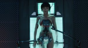 "Primul trailer la ""Ghost in the Shell"" ne aduce aminte de ""Lucy"""