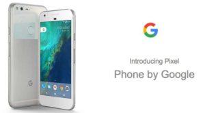 Google Pixel, spart în mai puțin de un minut