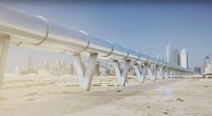 Hyperloop One construiește, oficial, primul tren ultra-rapid
