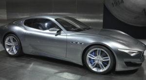Maserati vrea să lanseze prima sa mașină electrică în următorii trei ani