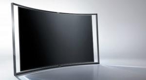 Samsung vrea să lanseze un televizor cu ecran flexibil