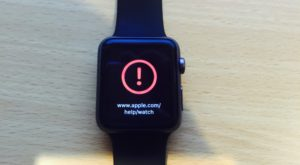 Noul update la Apple Watch v-ar putea strica ceasul
