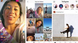 Instagram Live este oficial și e foarte diferit de Facebook Live