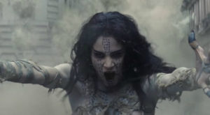 Noul film The Mummy are parte de un prim teaser