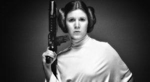 Star Wars: Ultimul Jedi este ultimul film în care va apărea Carrie Fisher, în pofida zvonurilor