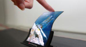 Google, Apple și Microsoft și-au ales producătorul de ecrane flexibile