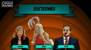 Alegerile parlamentare ca un desen animat: campania penibilă de pe Facebook
