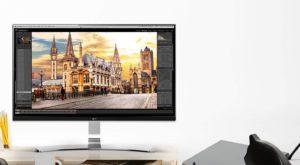 LG anunță primele monitoare 4K cu HDR
