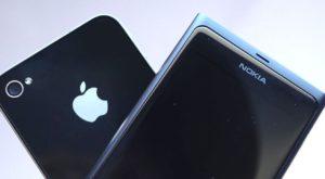 Nokia face valuri în industrie cu un proces anti-Apple