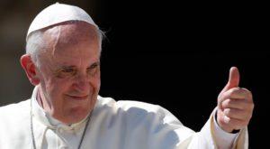 Papa Francisc susține că evoluția și teoria Big Bang sunt adevărate