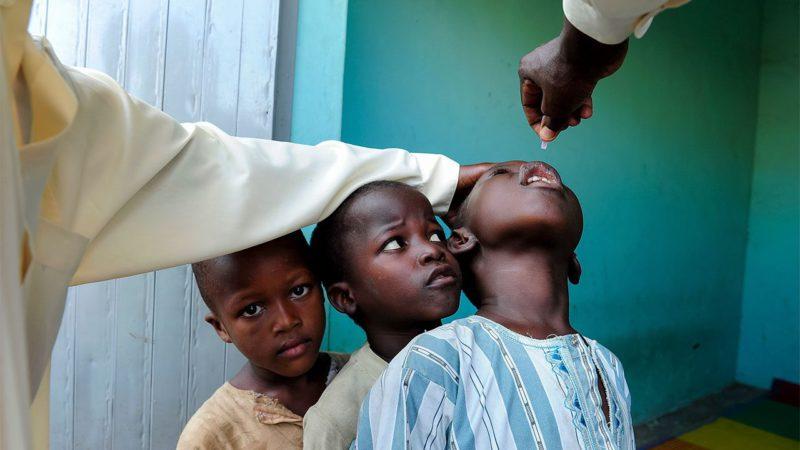 poliomielită nigeria
