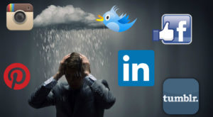 Folosirea mai multor rețele sociale ar fi asociată cu unele efecte negative