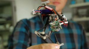 Americanii au construit un robot care poate sări