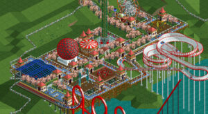Legendarul RollerCoaster Tycoon este acum disponibil pe Android și iOS