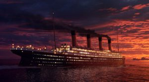 Chinezii construiesc un nou Titanic, în mărime naturală