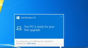 Microsoft recunoaște că a exagerat cu promovarea Windows 10