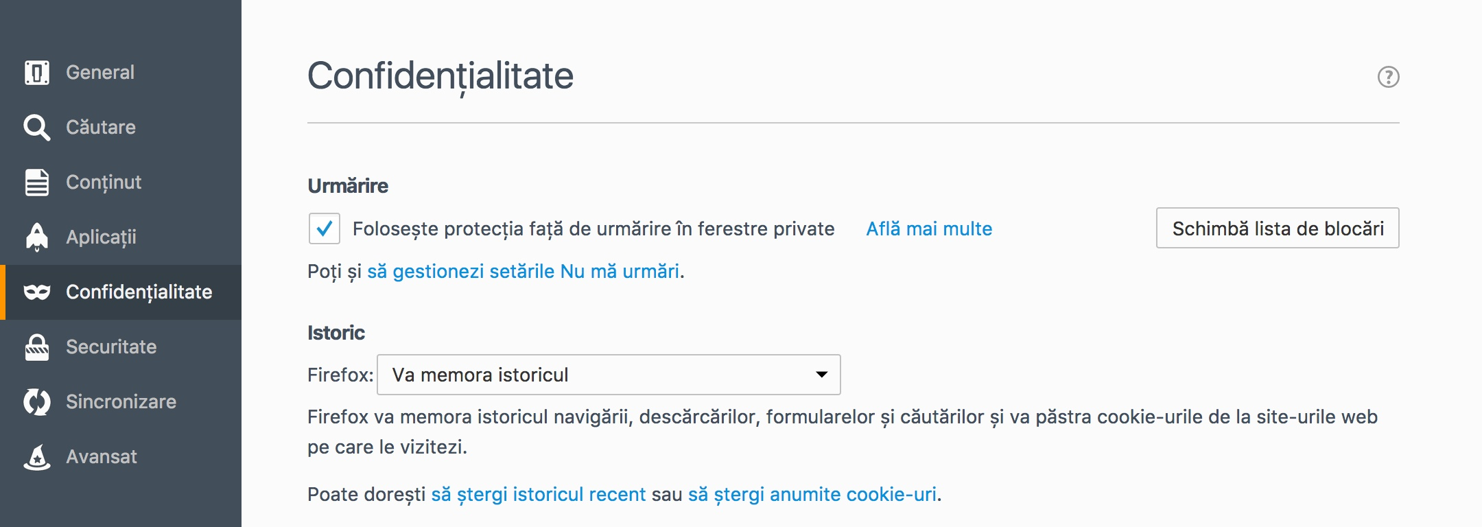 Firefox Cum dezactivezi completarea automata din browser