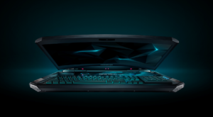CES 2017: Acer Predator 21 X, primul laptop cu ecran curbat, prezentat în detaliu