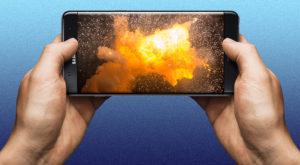Analiza oficială: De ce a explodat Samsung Galaxy Note 7