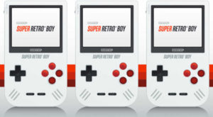 Super Retro Boy este o clonă modernă de Nintendo Game Boy