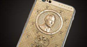Îți poți cumpăra un iPhone 7 cu fața lui Putin sau cu fața lui Trump