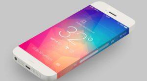 iPhone 8 va avea un ecran ce îmbrățișează marginile laterale