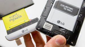 LG G6 introduce un sistem nou de răcire a bateriei