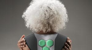 Îmbrăcămintea cu mușchi electrici îți oferă susținere în puncte cheie
