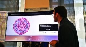 Samsung SeeColors îi ajută pe cei care nu disting culorile să vadă viața altfel