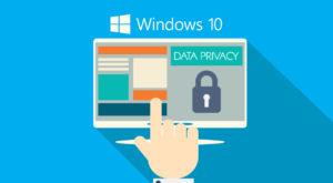 Windows 10 vă salvează date private online, iar acum pot fi șterse