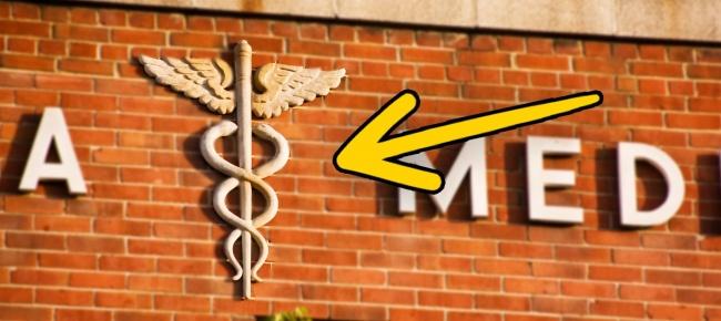 simboluri medicina