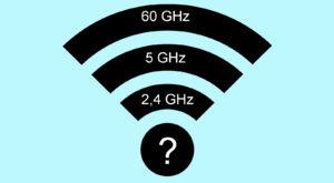 Care sunt diferențele între benzile Wi-Fi de 2,4GHz, de 5GHz și de 60GHz