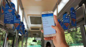 Autobuzele din București vor avea internet Wi-Fi gratuit