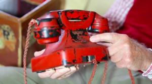 Telefonul roșu al lui Adolf Hitler a fost scos la licitație