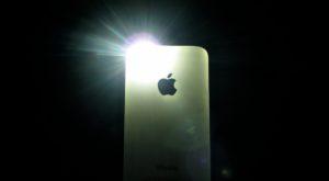 Cum modifici intensitatea lanternei la iPhone