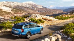 Dacia Logan MCV Stepway este cel mai nou model al producătorului