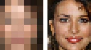 Google Brain poate crea imagini detaliate din doar câțiva pixeli