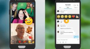 """Skype pentru smartphone-uri se reinventează complet prin """"reacții"""""""