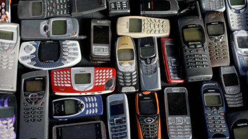 Acest grafic prezintă toate telefoanele Nokia produse în 35 de ani de companie