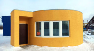 Această casă a fost făcută în 24 de ore și costă doar 11.000 de euro