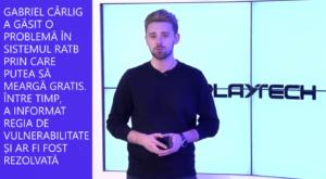 Playtech News Bytes: Hackerul care a ajutat RATB și mașinile vorbărețe