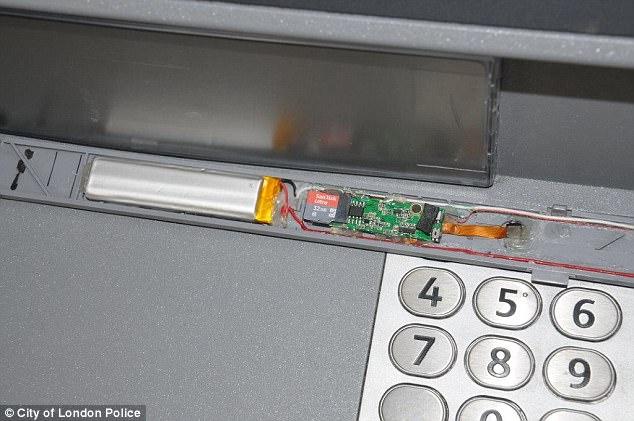 bancomate skimmer furt