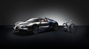 Bugatti a creat o bicicletă de lux cu un preț pe măsură