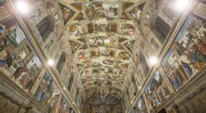 Capela Sixtină a fost digitizată și se vinde tipărită cu o avere