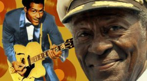 Chuck Berry a murit la vârsta de 90 de ani