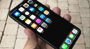 iPhone 8 ar putea fi mai greu de procurat decât s-ar fi crezut