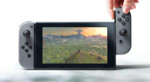 Nintendo Switch se vinde ca pâinea caldă, iar ritmul producției crește